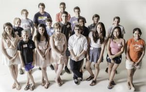 The New School Atlanta TNS Class plus siblings 2014